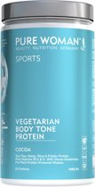 PURE WOMAN® VEGETARIAN SPORTS BODY TONE PROTEINE - Vanille