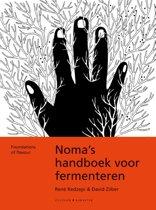 Boek cover Nomas handboek voor fermenteren van René Redzepi (Hardcover)