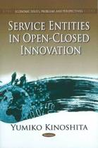 Service Entities in Open-Closed Innovation