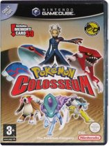 Pokemon Colosseum + Memory Card 59