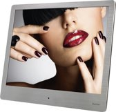 Hama Digitale Fotolijst - Slimline 8 - Zilver