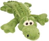 Mega grote krokodil knuffel 100 cm - dieren