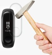 KELERINO. Screenprotector voor Xiaomi Mi Band 3 Crystal Clear - 2 stuks