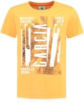 Garcia Jongens T-Shirt - chili - Maat 152/158