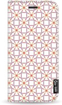 Casetastic Wallet Case White Samsung Galaxy A40 (2019) - Geometric Lines Sweet