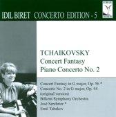 Piano Concerto 2/Concert Fantasy