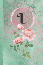 Personalized Monogrammed Letter L Journal