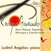 Granados: Doce Danzas Espanolas; Moresque y Cancion arabe