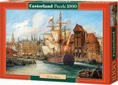 The Old Gdansk puzzel 1000 stukjes