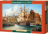 The Old Gdansk - Legpuzzel - 1000 Stukjes