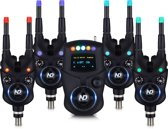 New Direction Tackle Bluetooth Beetmelder set K9+R9 4+1