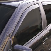 ClimAir Zijwindschermen Dark Mercedes A-Klasse 5 deurs 2004-2012