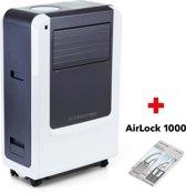 Trotec PAC 3500 X & airlock 1000 - Mobiele Airco