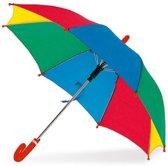 Kinderparaplu 55 cm - Multi kleur