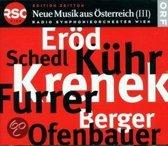 Neue Musik Aus Oesterreich (Iii)