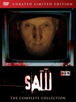 Saw - The Complete Collection (Unrated Limited Edition) (Dvd)