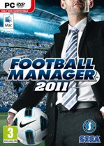 Football Manager 2011 - Windows