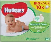 Huggies baby wipes-BIGPACK-10 X 56