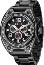 Zeno-Watch Mod. 91026-5030Q-bk-i1M - Horloge