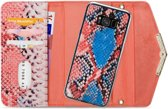 Mobilize Velvet Clutch for Samsung Galaxy S8 Coral Snake