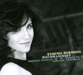 Evgenia Rubinova - Rachmaninoff: Moments Musicaux