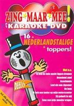 Zing Maar Mee Karaoke Dvd 6