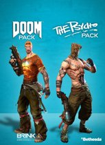 Brink DLC - Doom psycho combo - PC