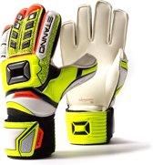 Stanno Fingerprotection Keepershandschoen Junior - Keepershandschoenen  - geel - 4