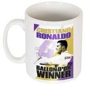 Ronaldo 4 Times Ballon D'Or Winners Mok