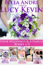 Four Weddings and a Fiasco Complete Boxed Set, Books 1-5