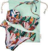 SUITSUIT Fabolous Fifties Bikini Tas - Luminous Mint