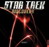 Star Trek Discovery 2021 Wall Calendar