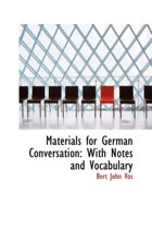 Materials for German Conversation