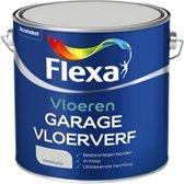 Flexa Garagevloerverf Kiezelgrijs Wb 2.5 L