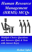 Human Resource Management (HRMS) MCQs: Multiple Choice Questions and Answers (Quiz & Tests with Answer Keys)
