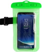 Waterdichte Smartphone hoes Groen