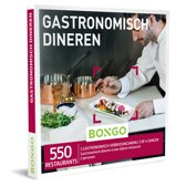 Bongo Bon Nederland - Gastronomisch Dineren Cadeaubon - Cadeaukaart cadeau voor man of vrouw | 550 klasserestaurants