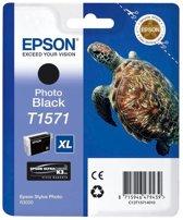 Epson T1571 - Inktcartridge / Zwart