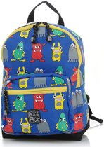 Pick & Pack Fun Rugzak Blue Monster