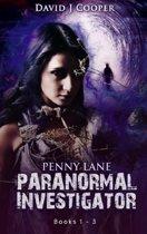 Penny Lane, Paranormal Investigator. Books 1 - 3