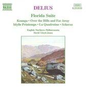 Delius: Florida Suite, etc / Lloyd-Jones, English Northern
