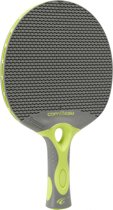 Tafeltennis bat Tacteo outdoor 50 - Groen