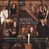 Harmoniemusik From Mozarts Favourit