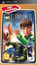 Ben 10: Ultimate Alien - Cosmic Destruction (PSP)