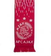 Ajax sjaal - rood/wit