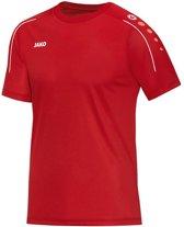Jako Classico T-Shirt - Voetbalshirts  - rood - 152