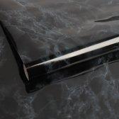 d-c-fix - Zelfklevende Decoratiefolie - Marmer zwart - 45x200 cm