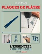 Portes, cloisons & isolation : cloisons - plaques de plâtre
