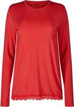 Skiny slaapshirt Rood-42 (xl)