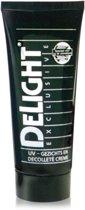 Delight Gezicht en Décolleté UV-Active - Zonnebankcrème - 100 ml